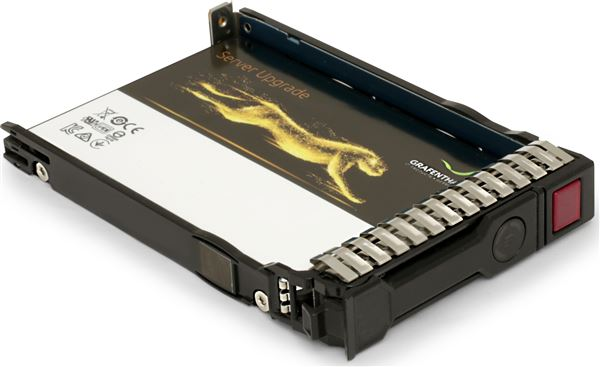 GRAFENTHAL SSD 1.92TB MU 2.5'' SAS 12GB/S DWPD 1.0 5 YEARS FOR HP PROLIANT G8