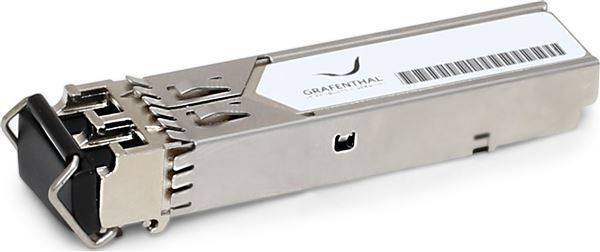 GRAFENTHAL TRANSCEIVER ARUBA 1G SFP LC LX 10KM SMF