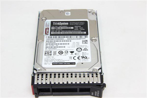 "GRAFENTHAL HDD 300GB 15K 2.5"" SAS 12GB/S"