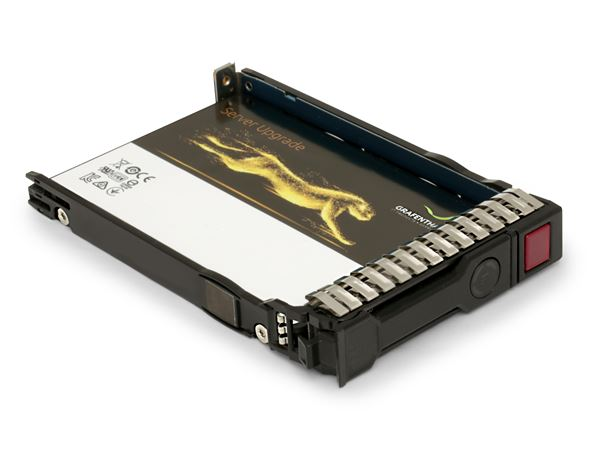 GRAFENTHAL SSD 1.92TB MU SAS 12GB/S DWPD 1.0 5 YEARS FOR HP PROLIANT G9+G10