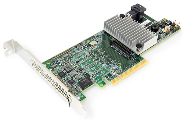 GRAFENTHAL RAID CONTROLLER SAS/SATA 12Gb/s/6GB/s 4i 1GB CACHE PCIe 3.0 x8 RAID 0 1 5 6 10 50 60 TYP