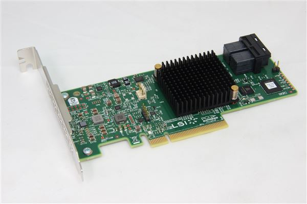 GRAFENTHAL RAID CONTROLLER SAS/SATA 12GB/S /6GB/S 8i NO CACHE