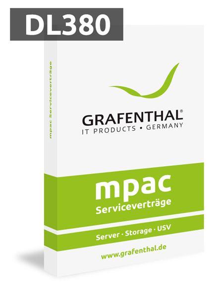 GRAFENTHAL MPAC VOR ORT SERVICE UPGRADE LAUFZEIT 3JAHRE 24x7 6STD WIEDERHERSTELLUNG FÜR HP DL380