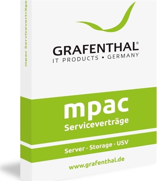 GRAFENTHAL MPAC VOR ORT SERVICE UPGRADE LAUFZEIT 5JAHRE 13x5 24STD WIEDERHERSTELLUNG FÜR HP ML370