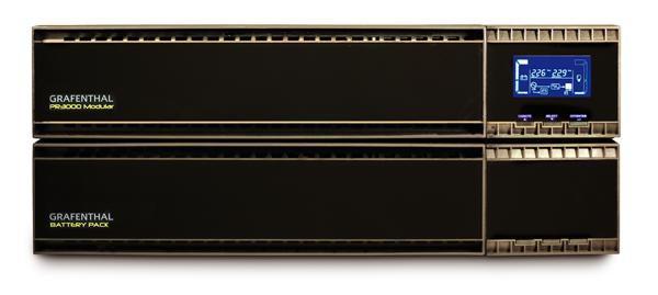 GRAFENTHAL USV PR-6000 Modular