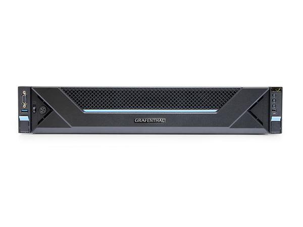 GRAFENTHAL SERVER R2208 S2 E5-2620V3 8x2,5'' 16GB DDR4 1x12GB/S RAID CONTR. 1GB CACHE 1/2 800W PSU