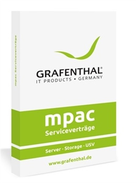GRAFENTHAL MPAC VOR ORT SERVICE UPGRADE LAUFZEIT 5JAHRE 24x7 6STD WIEDERHERSTELLUNG DMR FÜR HP DL380