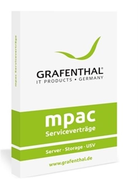 GRAFENTHAL MPAC VOR ORT SERVICE UPGRADE LAUFZEIT 5JAHRE 24x7 6STD WIEDERHERSTELLUNG DMR FÜR HP ML150
